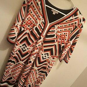 Casual medium length dress
